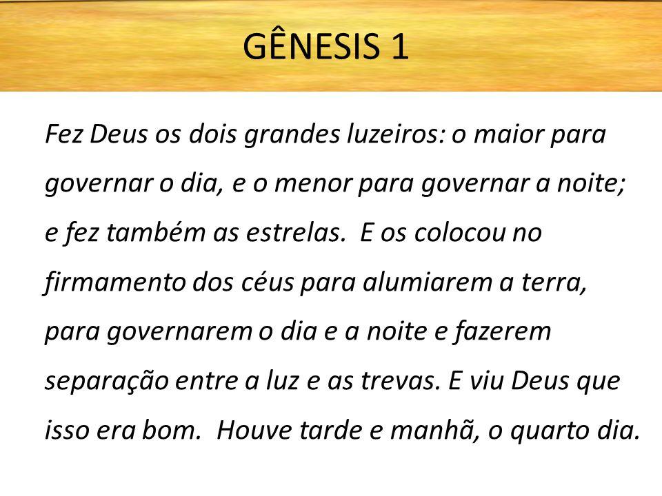 GÊNESIS 1
