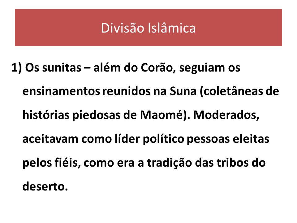 Divisão Islâmica