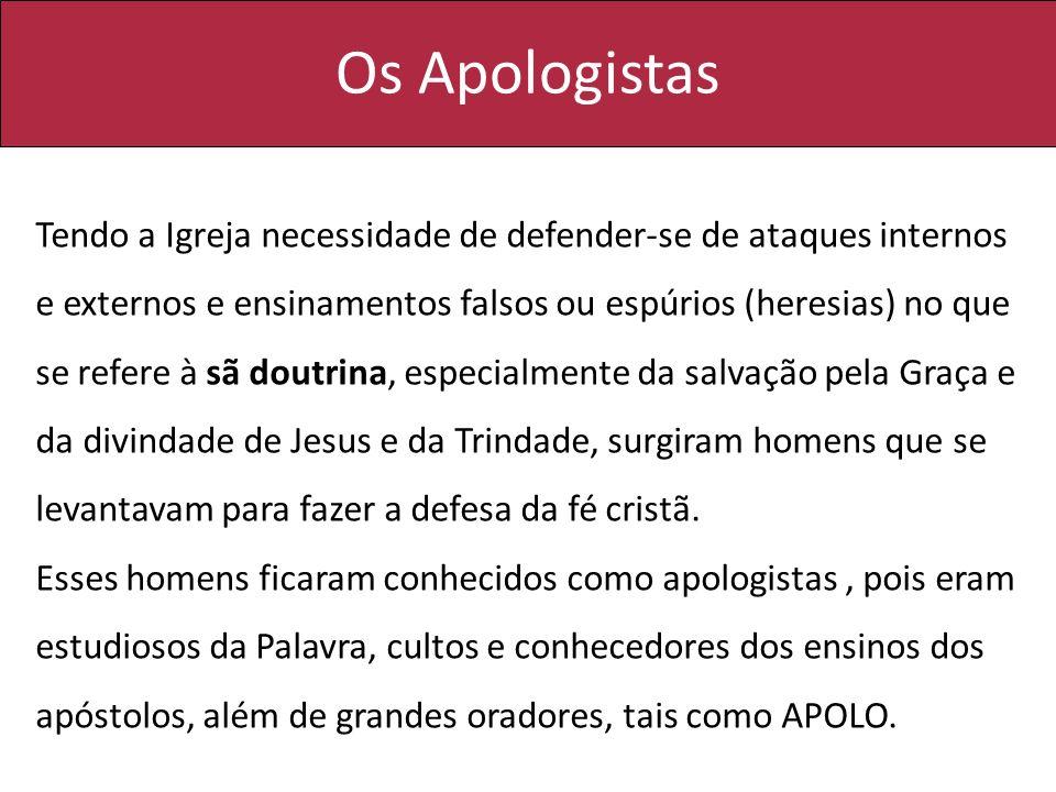 Os Apologistas