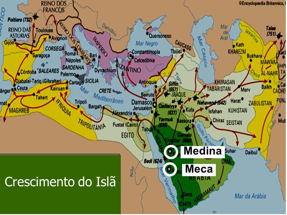 Medina Crescimento do Islã Meca