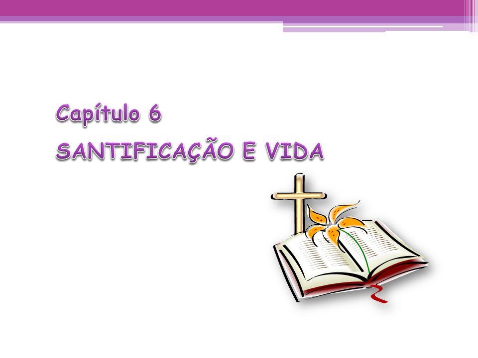Capítulo 6 SANTIFICAÇÃO E VIDA