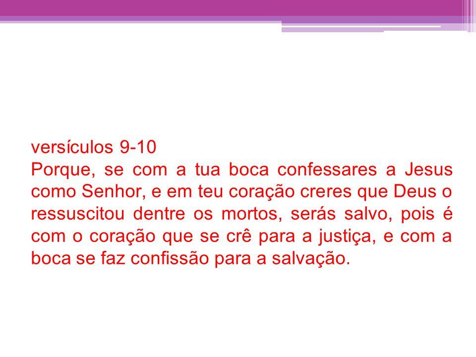versículos 9-10