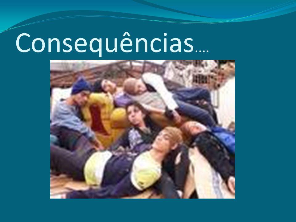 Consequências....