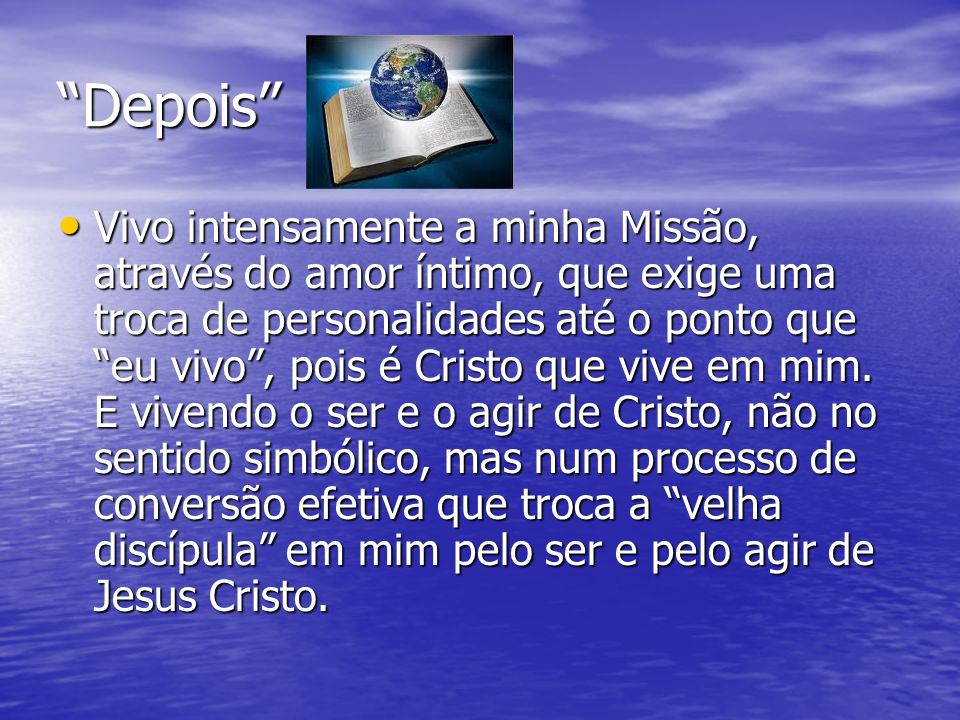 Depois