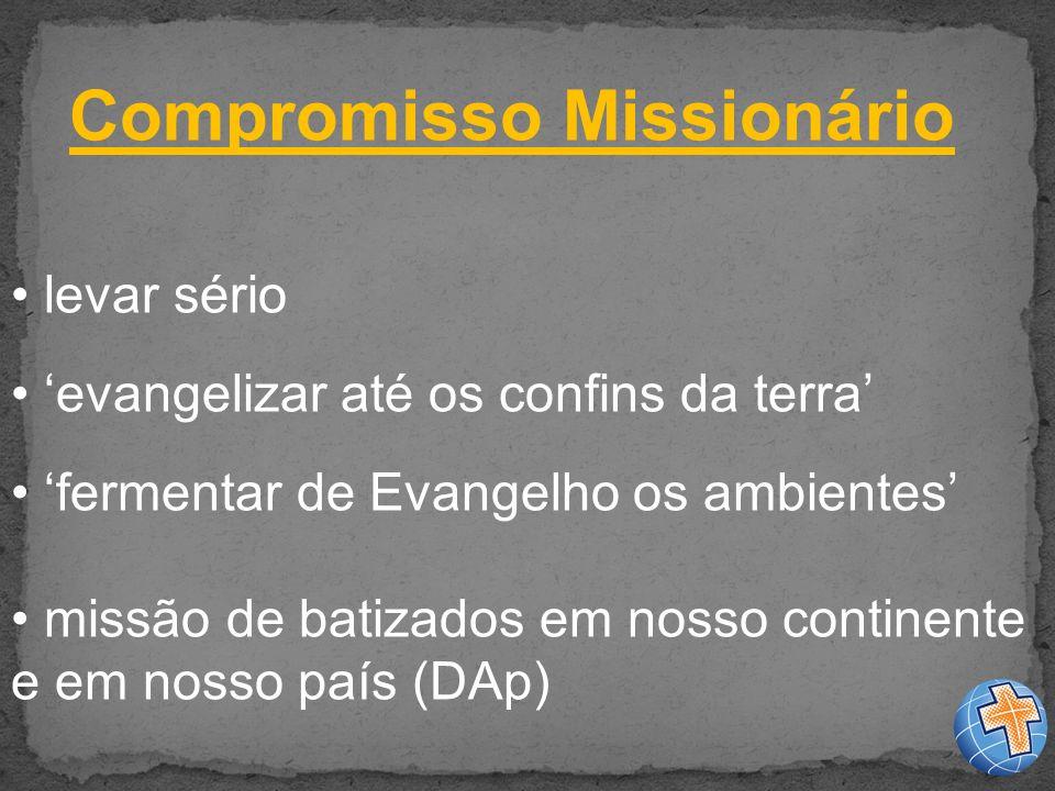 Compromisso Missionário