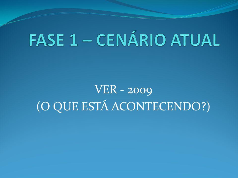VER - 2009 (O QUE ESTÁ ACONTECENDO )