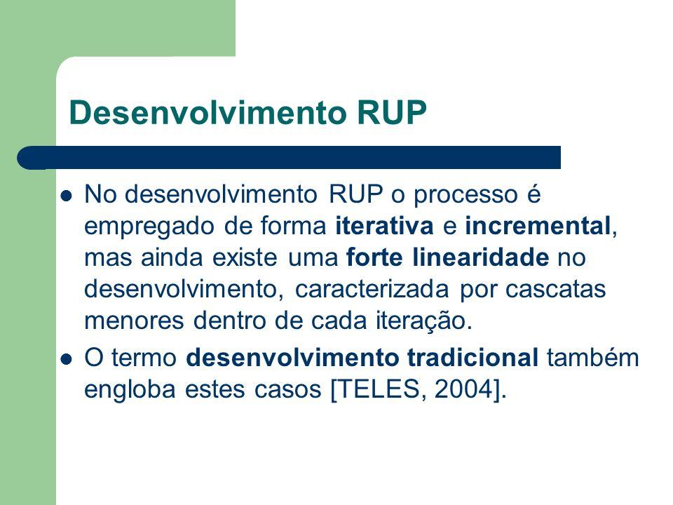 Desenvolvimento RUP