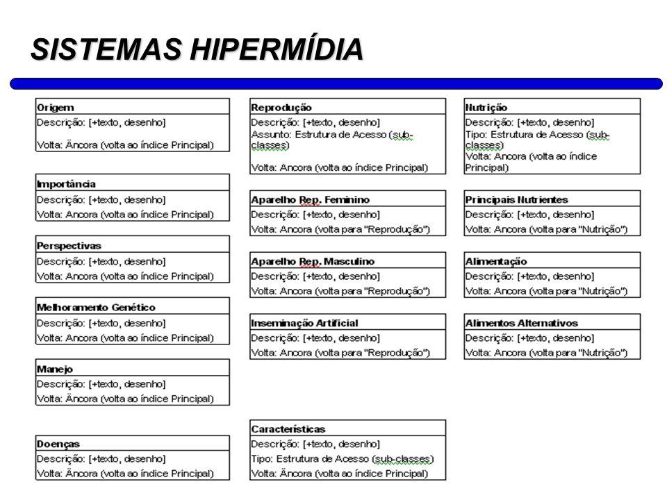SISTEMAS HIPERMÍDIA