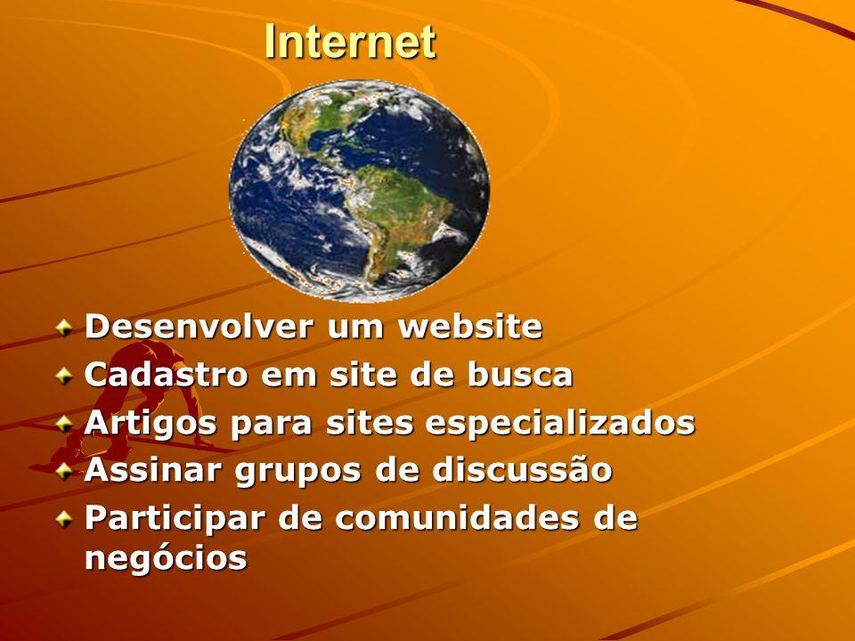 Internet Desenvolver um website Cadastro em site de busca