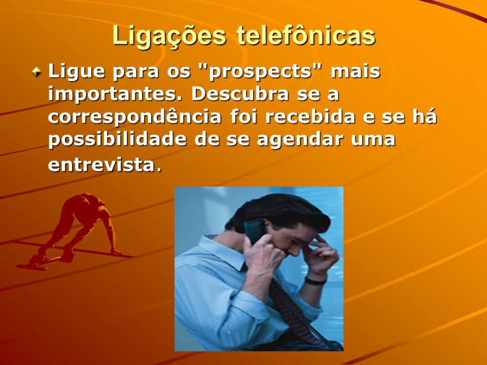 Ligações telefônicas