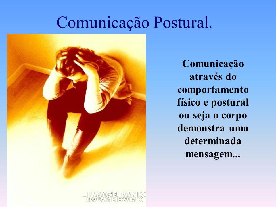 Comunicação Postural.
