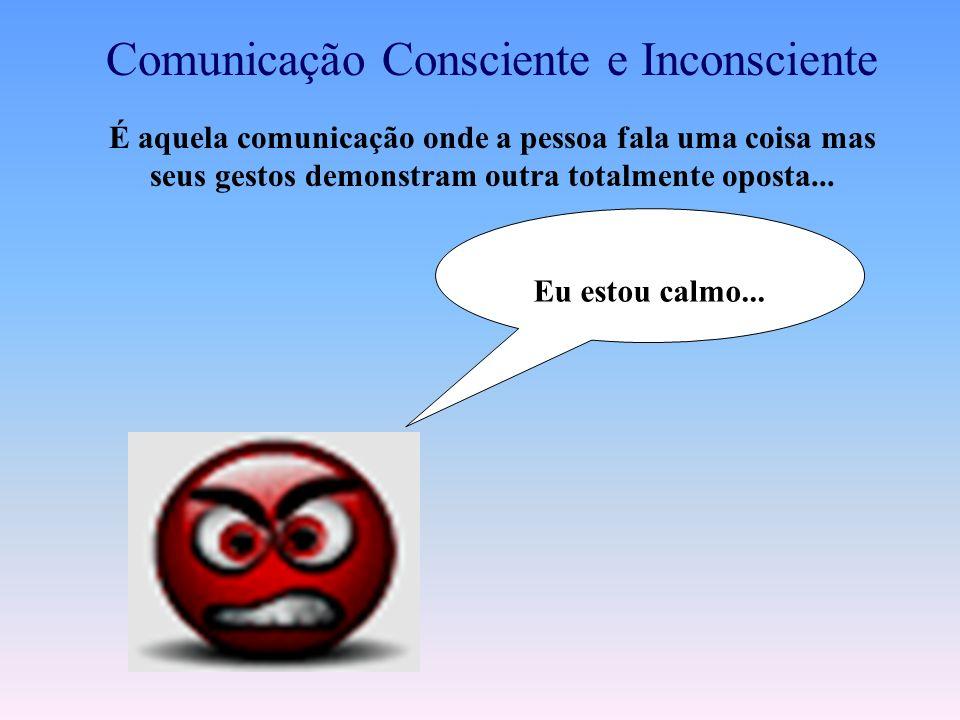 Comunicação Consciente e Inconsciente