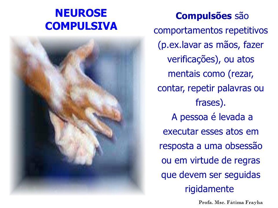 NEUROSE COMPULSIVA