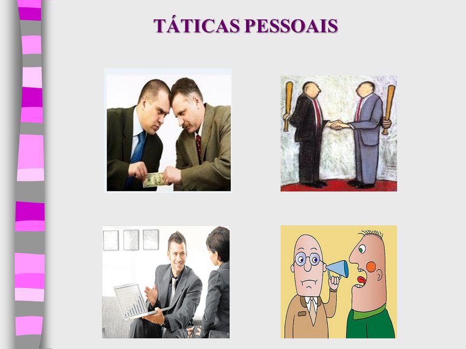 Táticas PESSOAIS