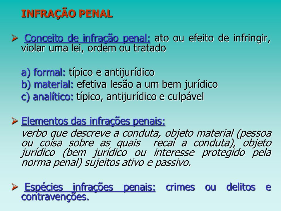 a) formal: típico e antijurídico
