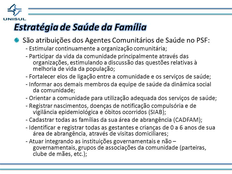 Estratégia de Saúde da Família