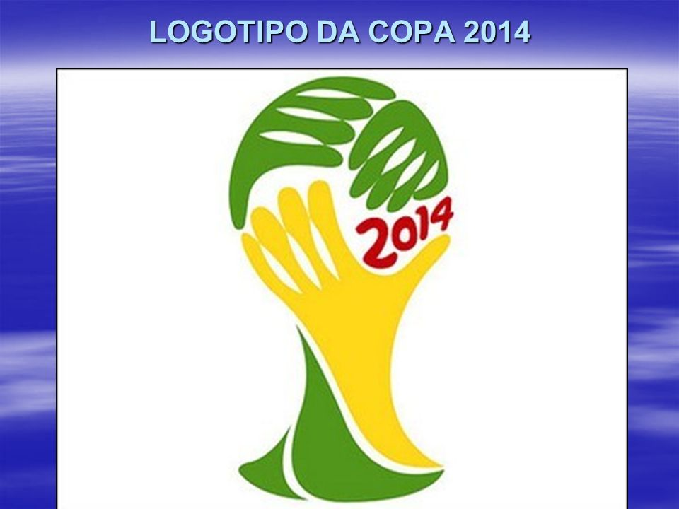 LOGOTIPO DA COPA 2014