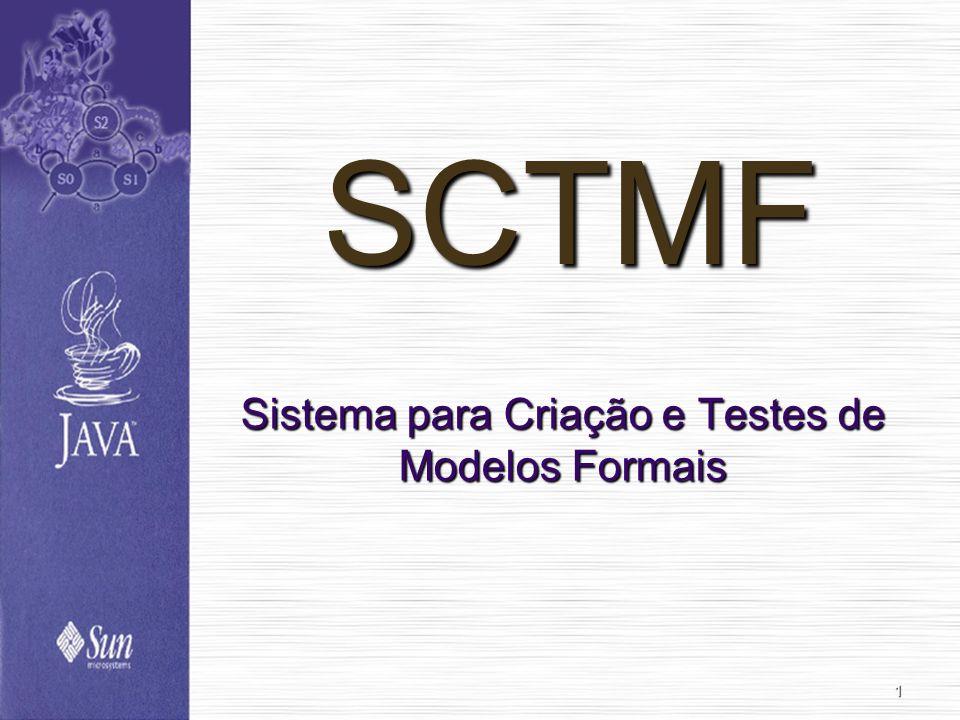 Sistema para Criação e Testes de Modelos Formais