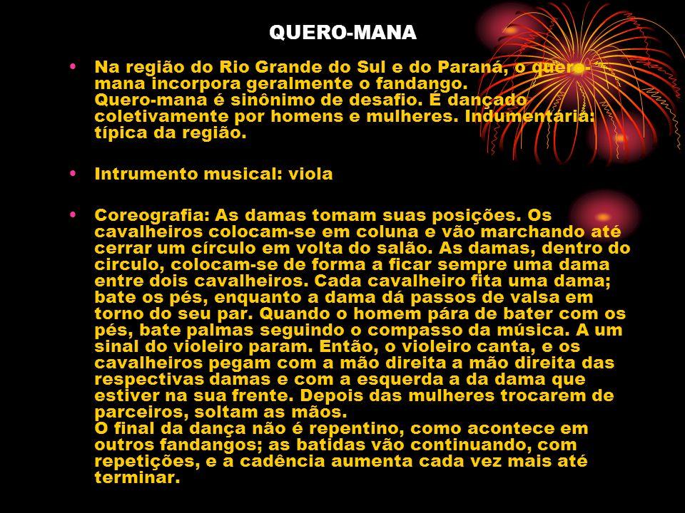 QUERO-MANA