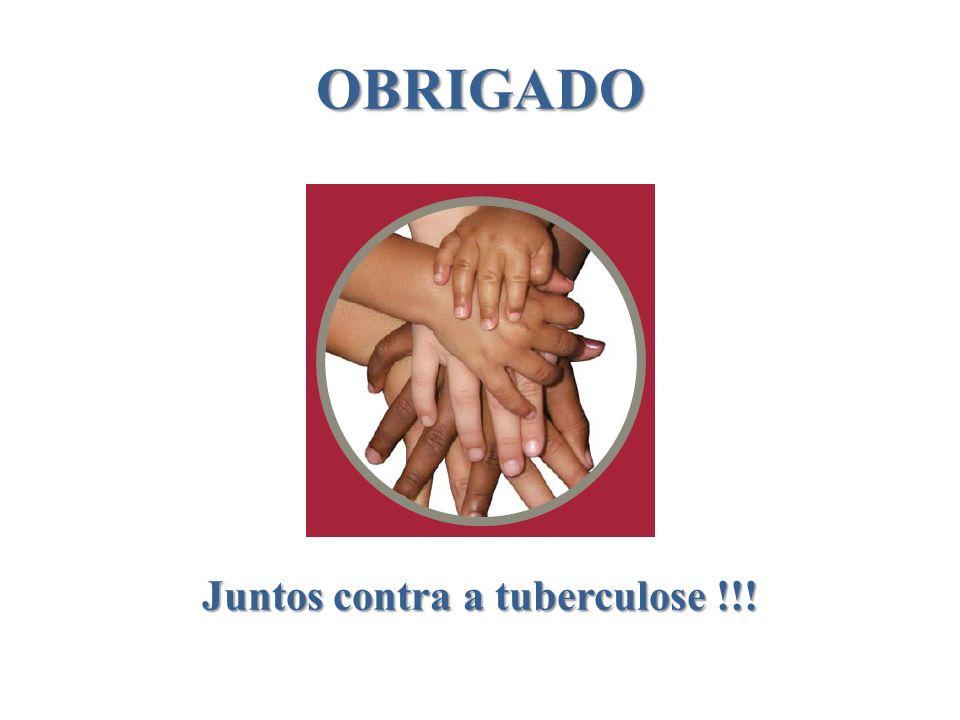 Juntos contra a tuberculose !!!