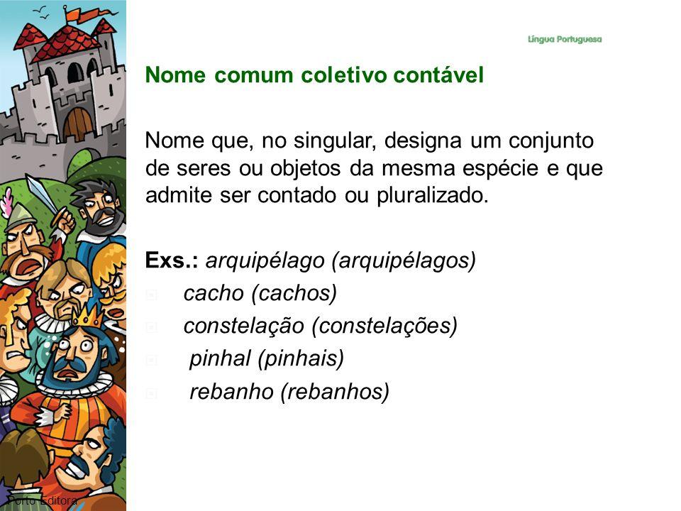 Nome comum coletivo contável