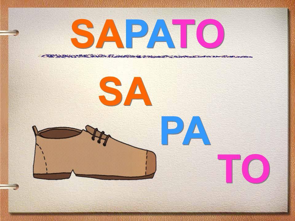 SAPATO SA PA TO