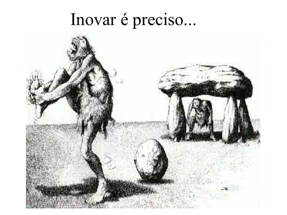 Inovar é preciso...