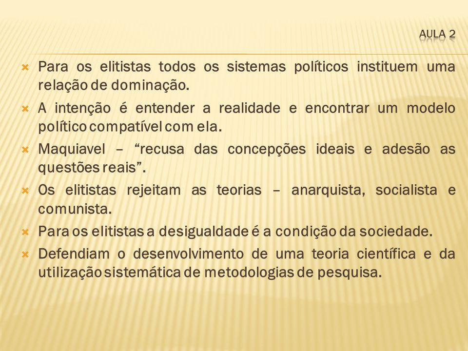 Maquiavel – recusa das concepções ideais e adesão as questões reais .