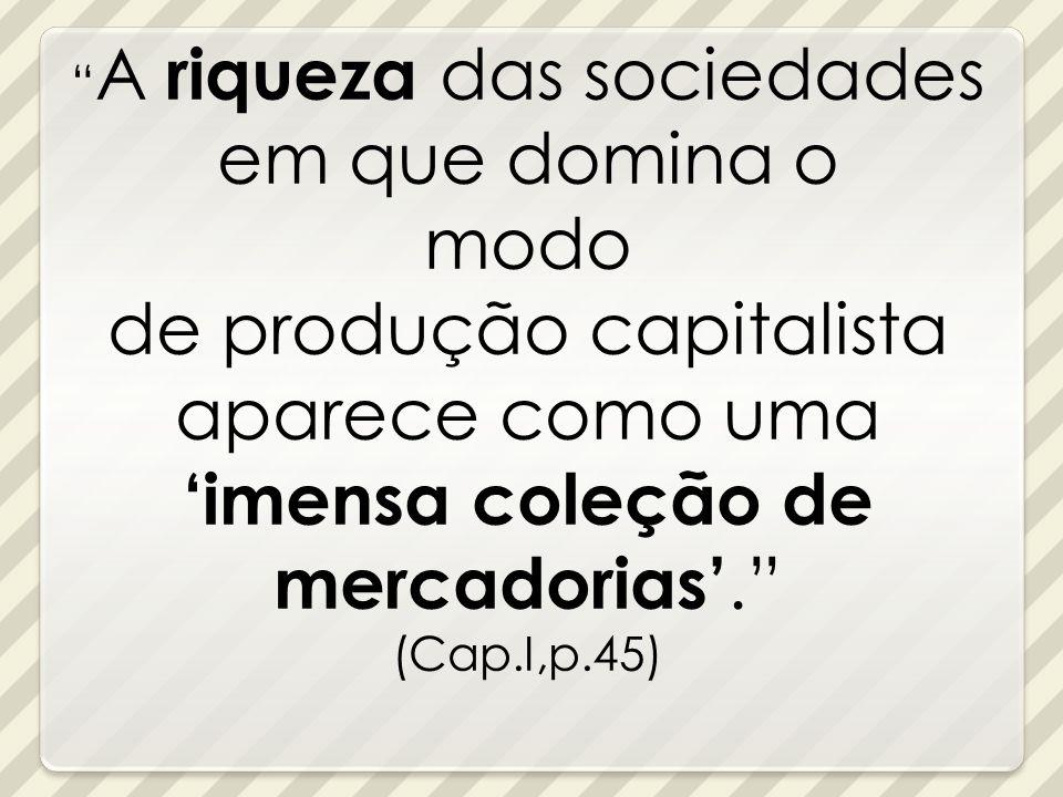 de produção capitalista