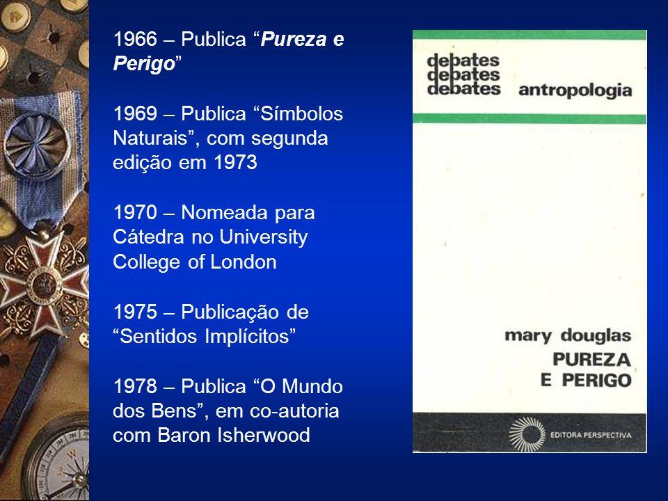 1966 – Publica Pureza e Perigo