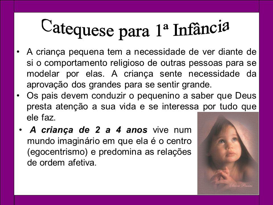 Catequese para 1ª Infância