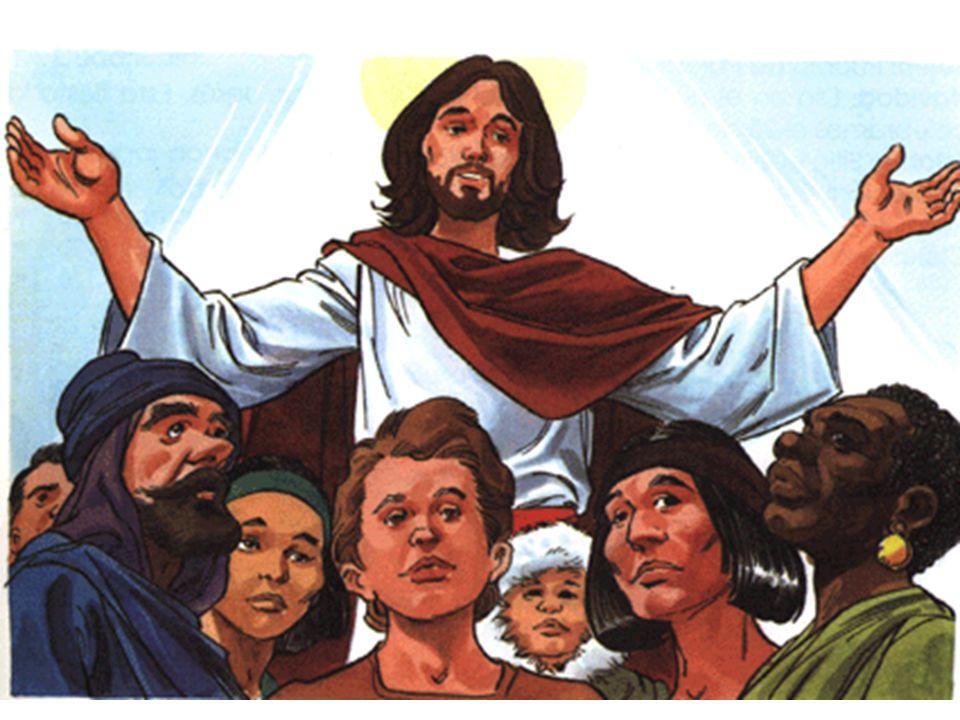Jesus disse: Qual dos três amou aquele homem como o seu próximo