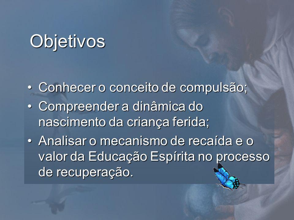 Objetivos Conhecer o conceito de compulsão;