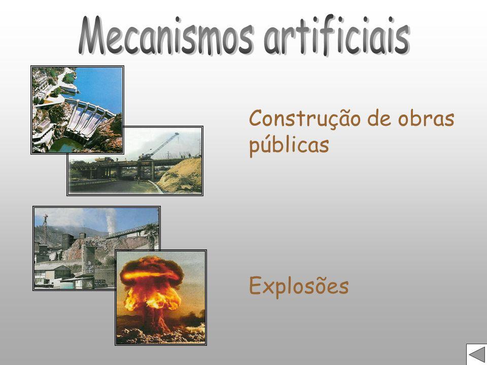 Mecanismos artificiais