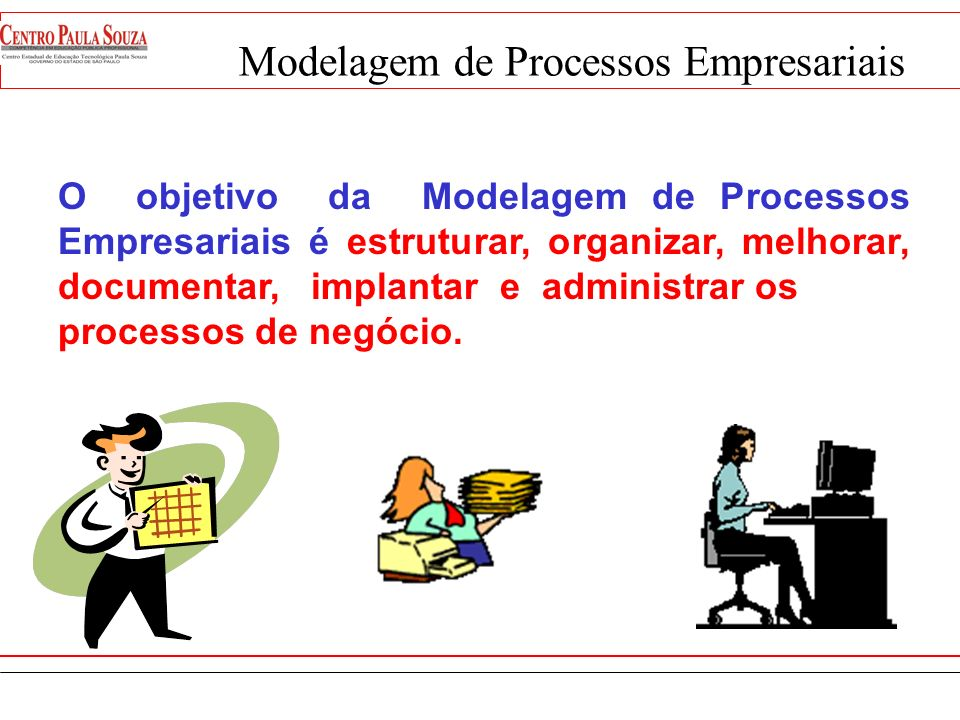 Modelagem de Processos Empresariais