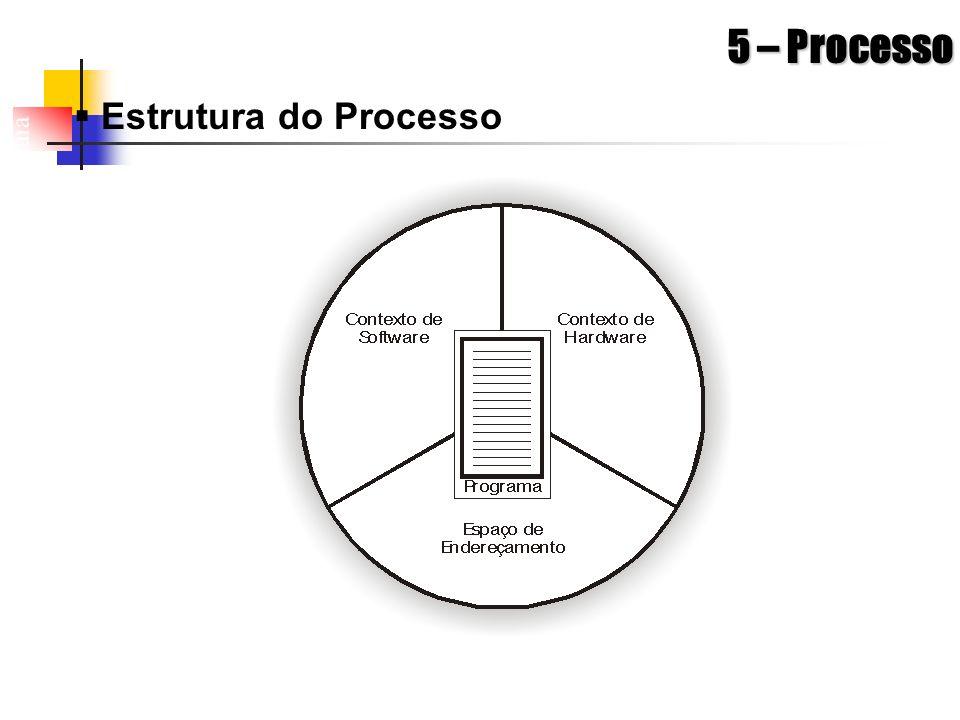 5 – Processo Estrutura do Processo