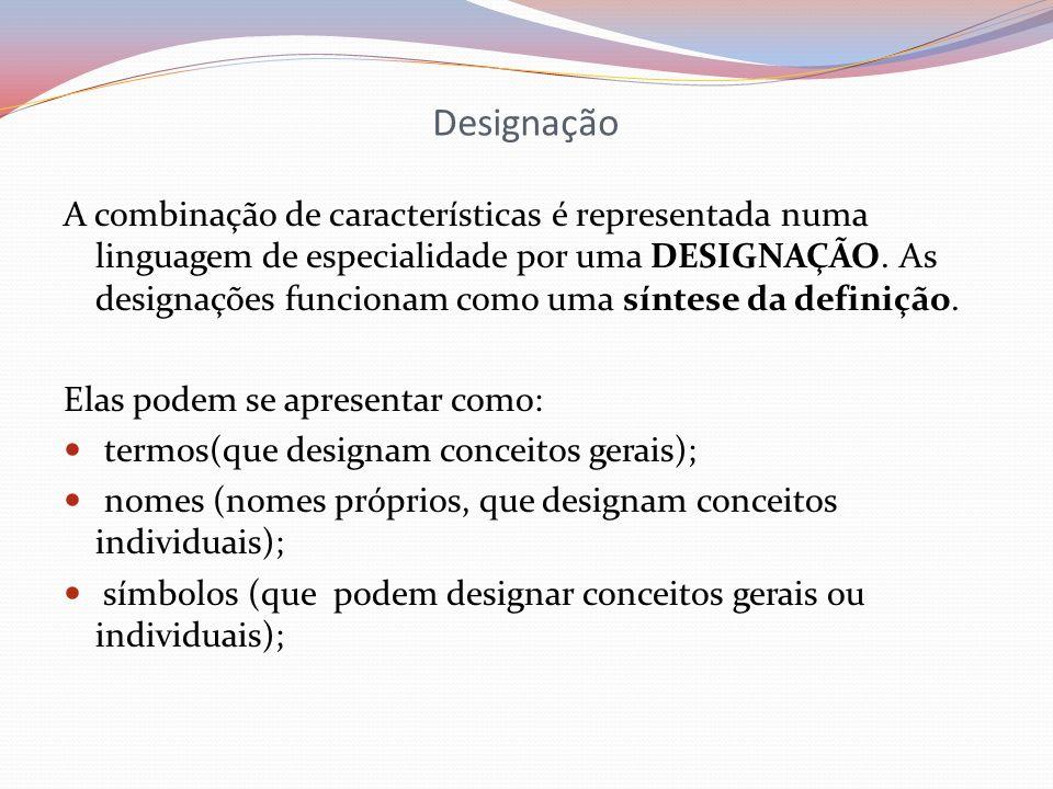 Designação