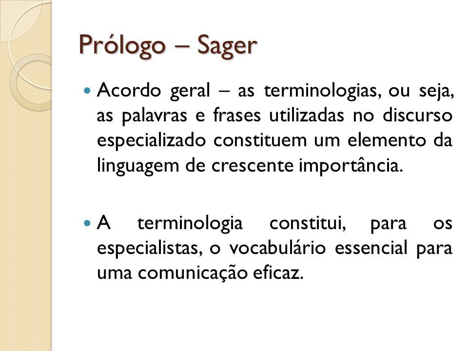 Prólogo – Sager