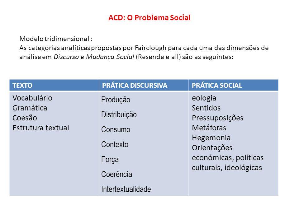 Orientações económicas, políticas culturais, ideológicas