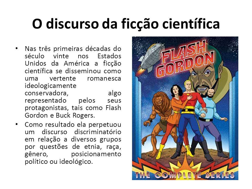 O discurso da ficção científica