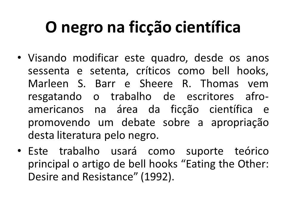O negro na ficção científica
