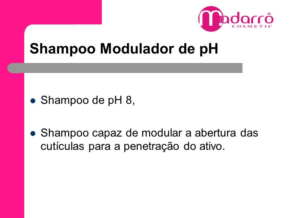 Shampoo Modulador de pH
