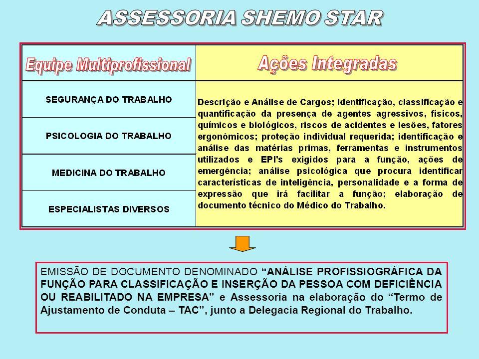 ASSESSORIA SHEMO STAR