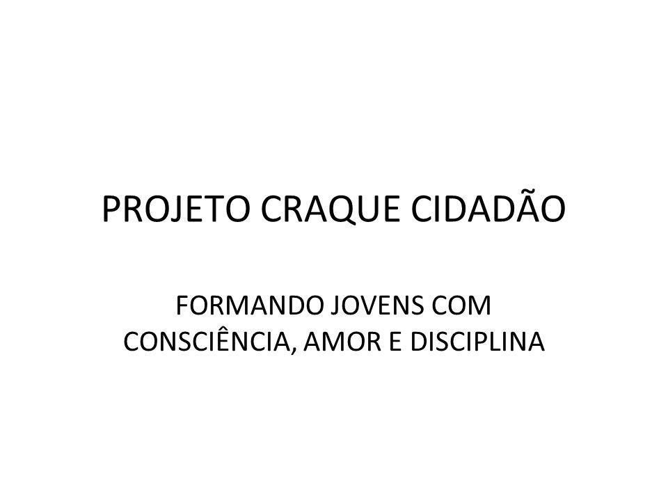 PROJETO CRAQUE CIDADÃO