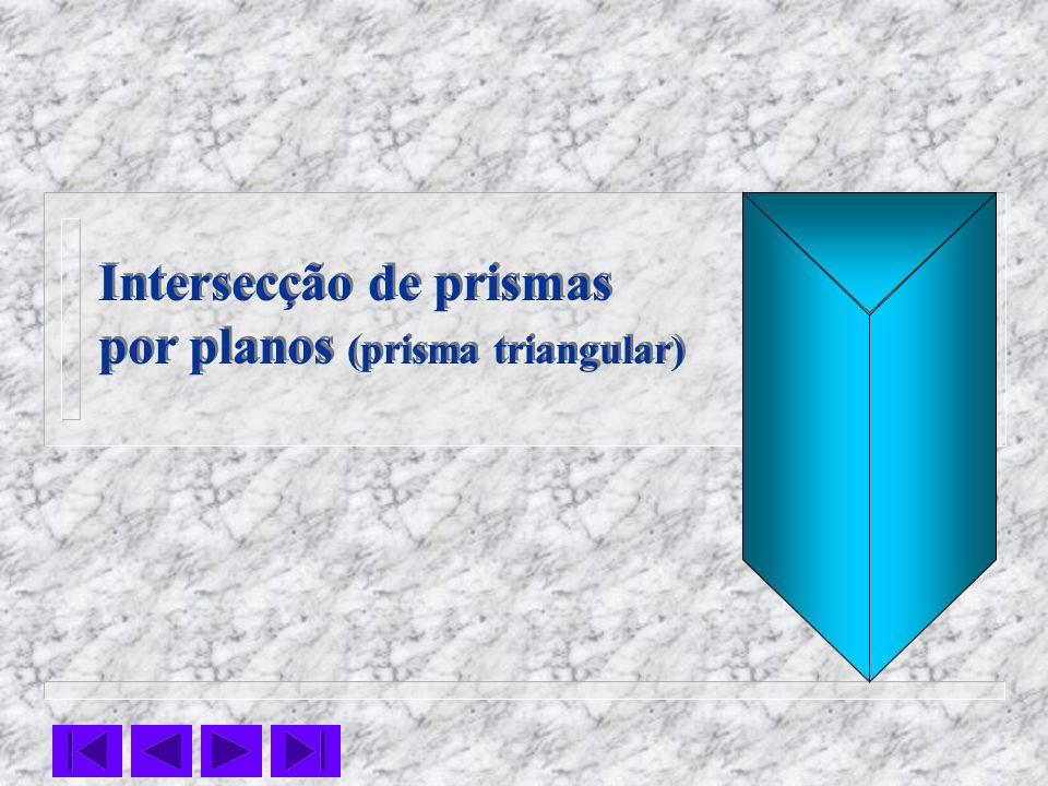 Intersecção de prismas
