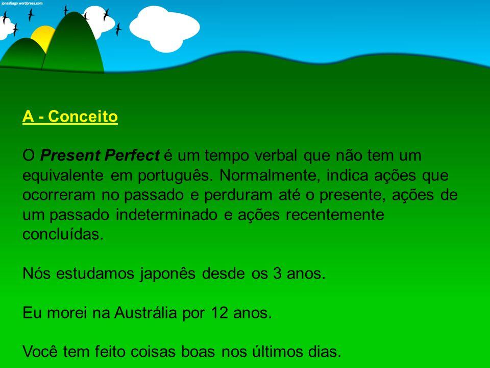 A - Conceito