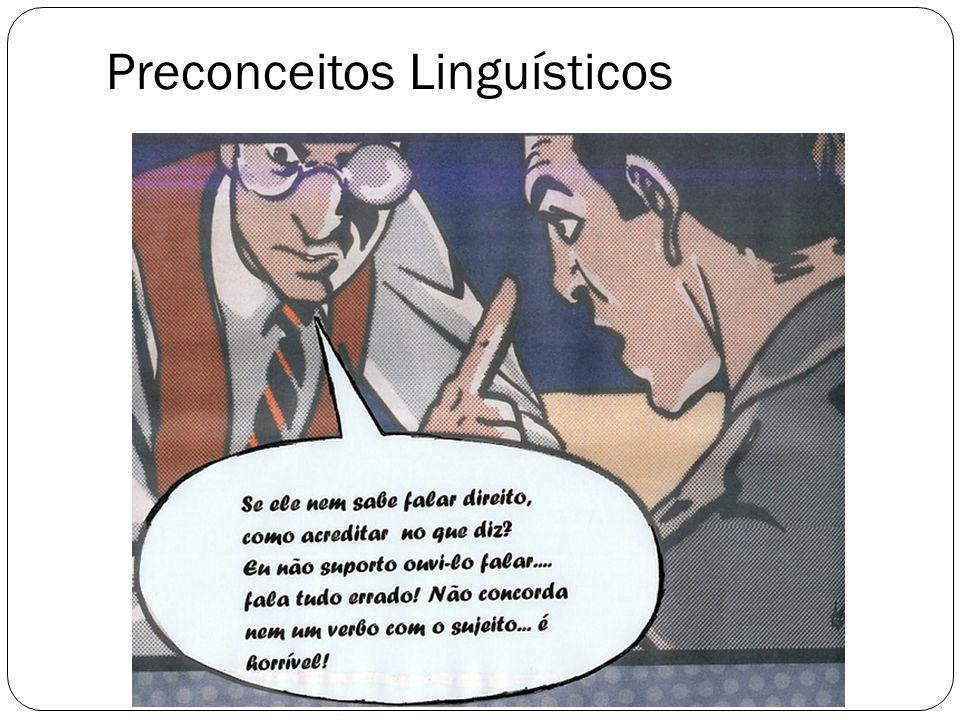 Preconceitos Linguísticos