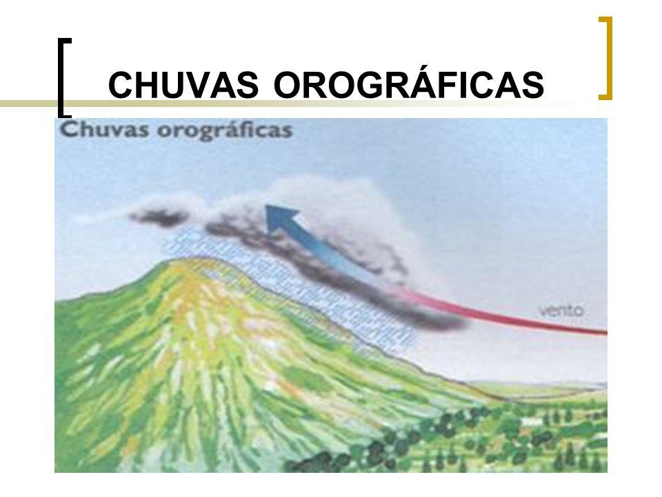 CHUVAS OROGRÁFICAS