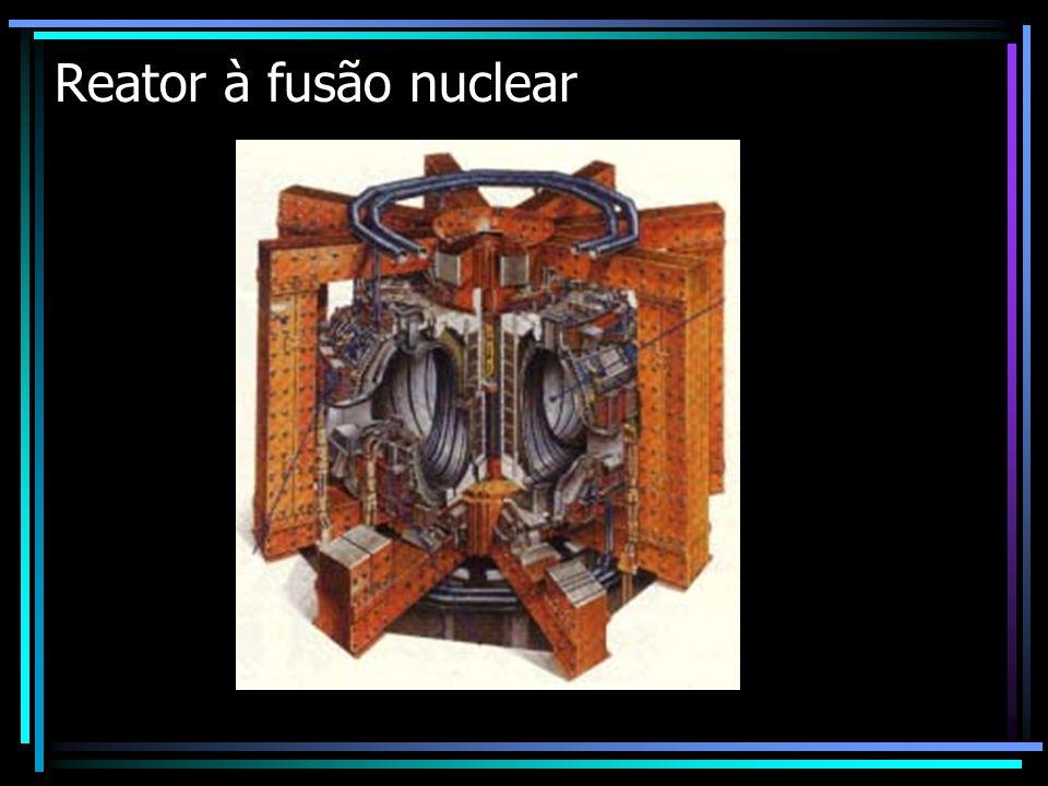 Reator à fusão nuclear