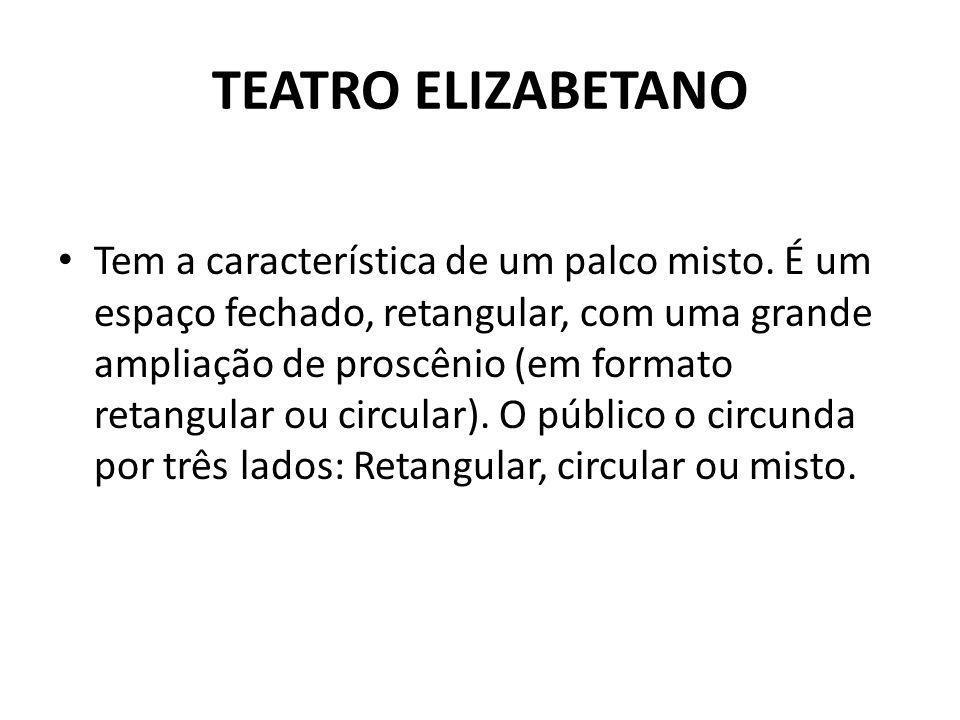TEATRO ELIZABETANO